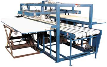 Automated Press Sheet Feeders And Sheet De Stackers