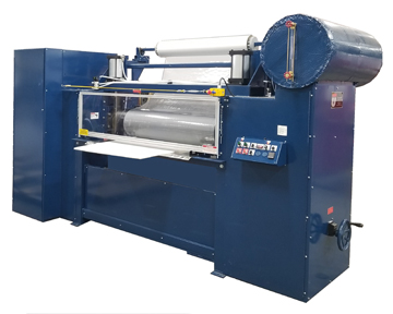 Union Tool hot roll laminator.